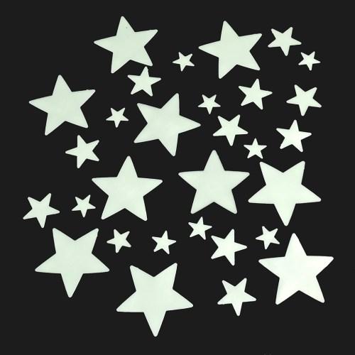 Medium Of Glow In The Dark Stars