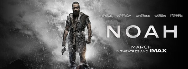 Review of Darren Aronofsky's Noah