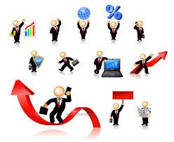 iconos empresariales