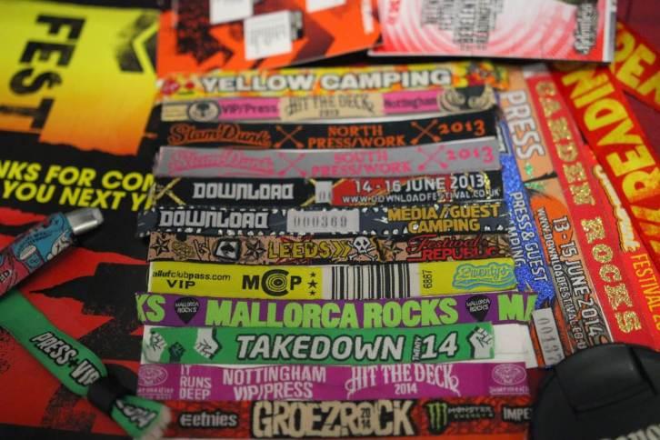 festival bands
