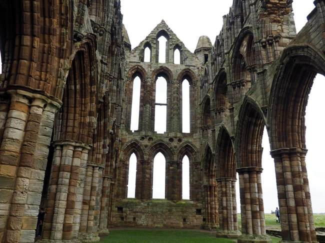 Whitby Ruins