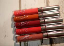 Colourpop Lipsticks