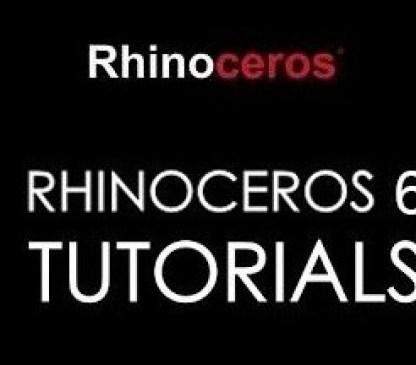 Rhinoceros 6 – Manuale e Tutorial