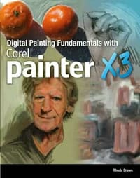 Corel Painter X3 book