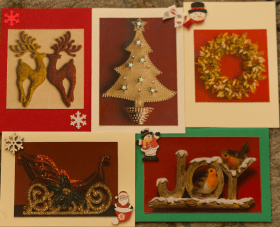Christmas Card Pack 2a