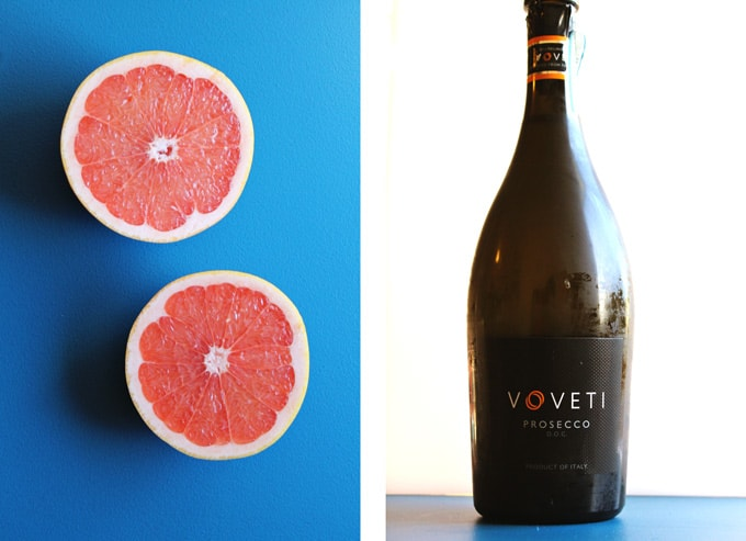 Grapefruit Mimosas For A Crowd Recipes — Dishmaps