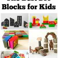 The Best DIY Blocks for Kids
