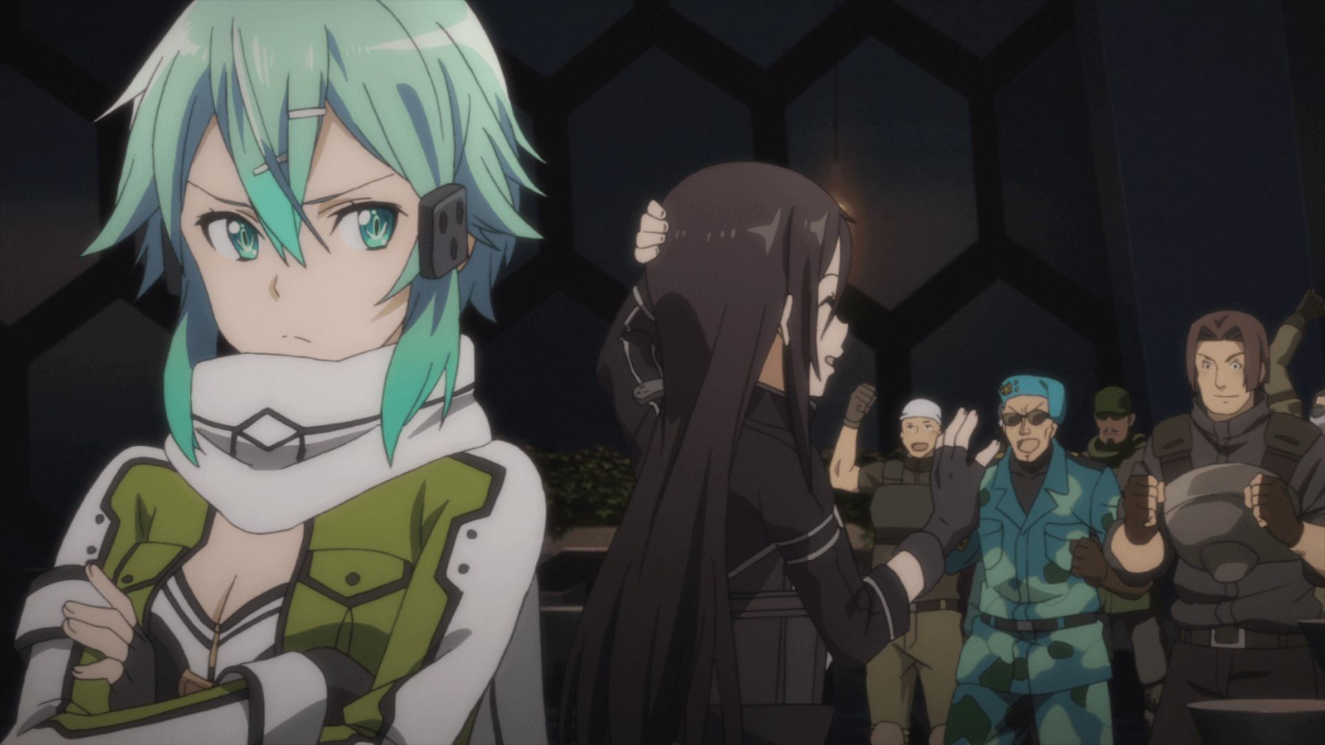 Sword Art Online II Part 2 Review  Anime    Rice Digital   Rice Digital sword art online II Part 2  2
