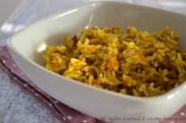 Insalata di riso basmati e lenticchie bimby 3