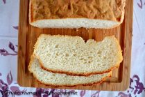 Pane in cassetta senza glutine bimby 2