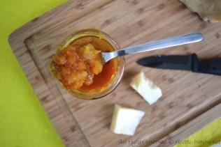 Chutney di zucca e pomodori bimby 2