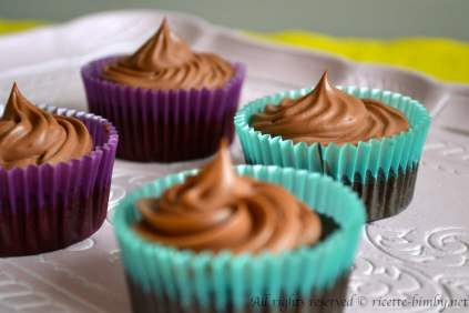 Cupcake al cioccolato bimby 1