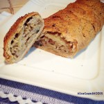 strudel vegan cavolo cabbage brisèè all'olio