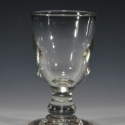 ANTIQUE GLASS RUMMER