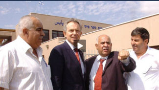 Tony Blair: Bibi's handmaiden in birthing the West Bank miracle (PBS)