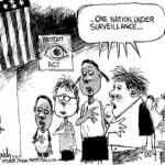 NSA Training Its Spy Satellites on U.S.?