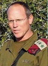 brig gen alon nitzan