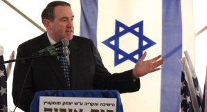 Israeli Settler MK to Huckabee: 'We're Connected to This Land No Less Than Your Indians'