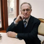 Ben Smith, Alan Dershowitz' Continuing 'Jewish War' Against M.J. Rosenberg