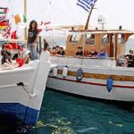 'Peace Pirates' Set Sail for Gaza