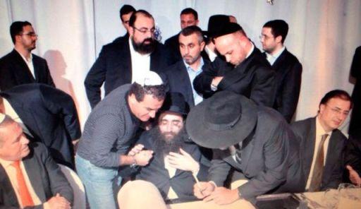 rabbi yoshiyahu pinto arbiv leviev