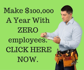 How To Make $100,000 A Year