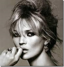 Kate Moss Highest Paid Model