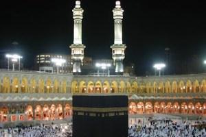 Watch Live Tarawih Prayers from Makkah