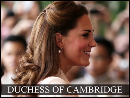Duchess of Cambridge – One of the Most Searched People on the Internet
