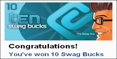 Swagbucks Rewards