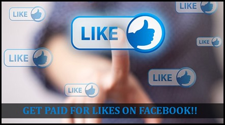 How to get paid for Likes on Facebook