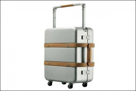 Hermes Orion Suitcase Travel Bag
