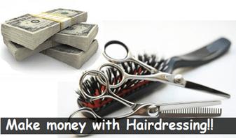 Make Money as a Hairdresser