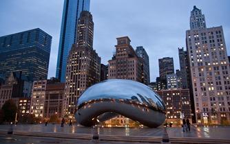Chicago richest city