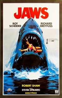 Jaws movie better than the novel