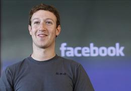 Mark Zuckerberg Richest Businessman