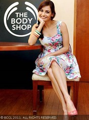 Dia Mirza Asian Hollywood Brand Ambassador