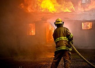 Firefighter scariest job