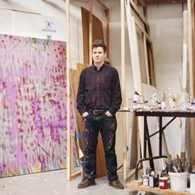 Keltie Ferris richest painter