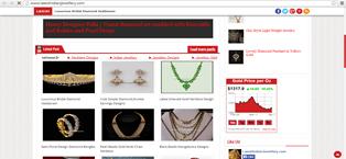 Latestindianjewellery.com Indian Jewelry website