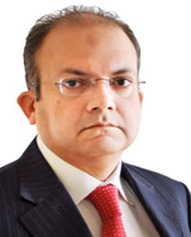 Nadeem Malik Popular Pakistani TV anchor