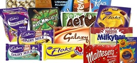 Top 10 Best-Selling Chocolates In 2014