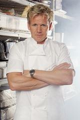 Gordon Ramsay famous chef