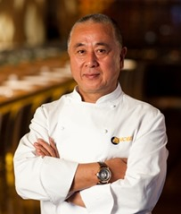 Nobu Matsuhisa famous chef