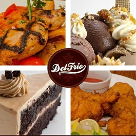 DelFrio best Pakistani cafe to celebrate occasions