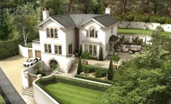 Mario Ballotelli's most luxurious house