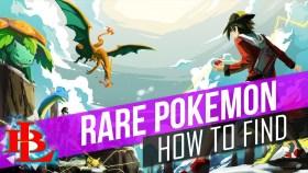How to find rare Pokemon in Pokemon Go