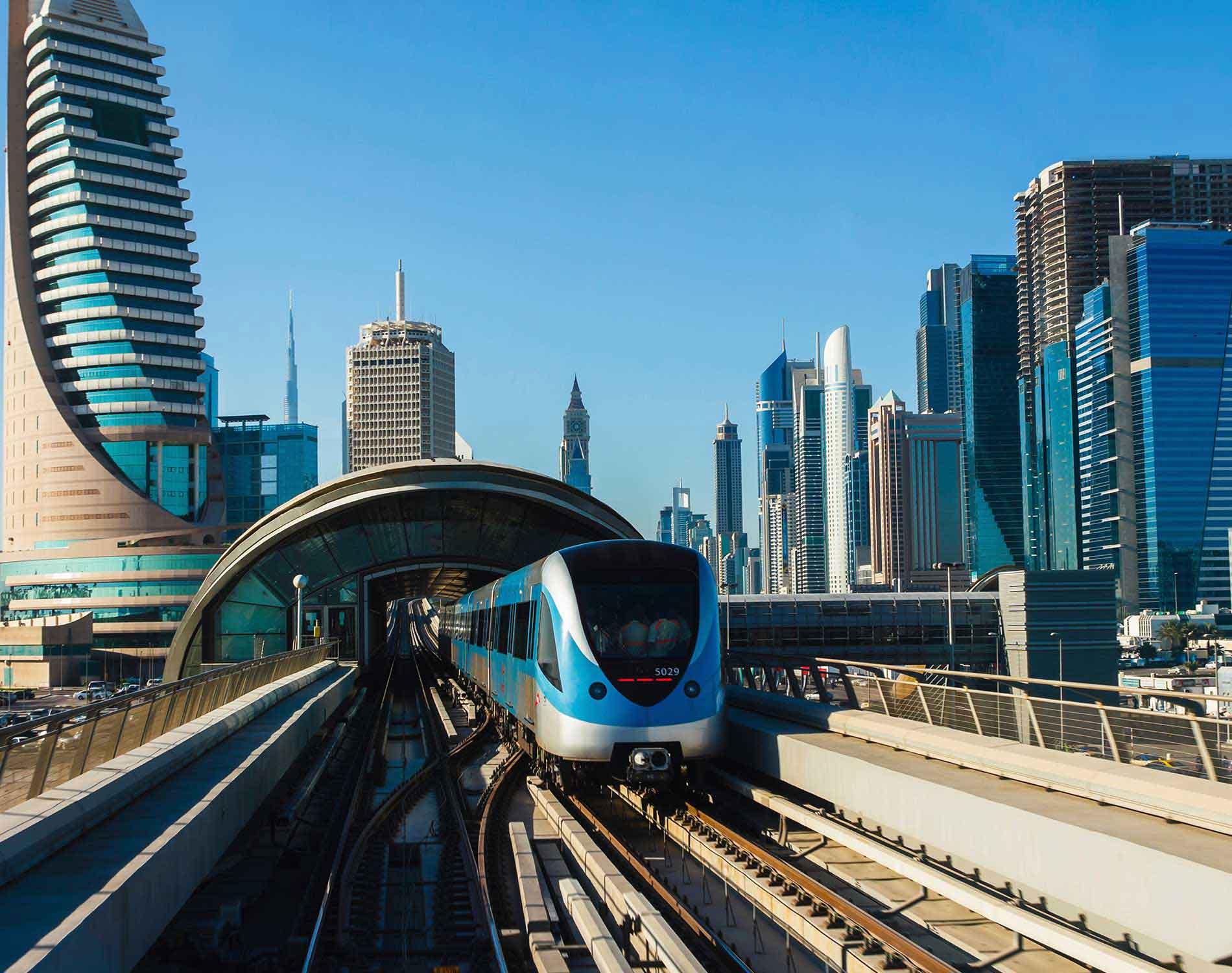united-arab-emirates Infrastructure