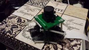 Tetra Pi - Using Raspberry Pi Compatible Cameras