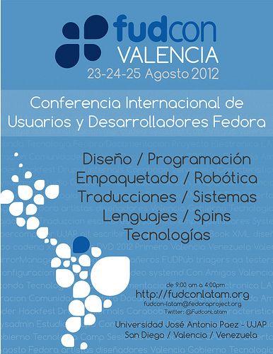 FudConLatam 2012 - Valencia/Venezuela